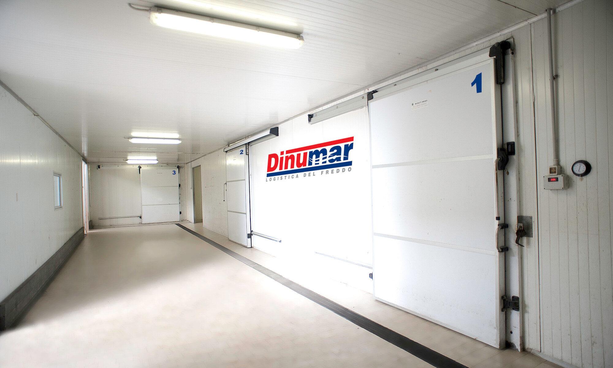 Stoccaggio in celle frigorifere